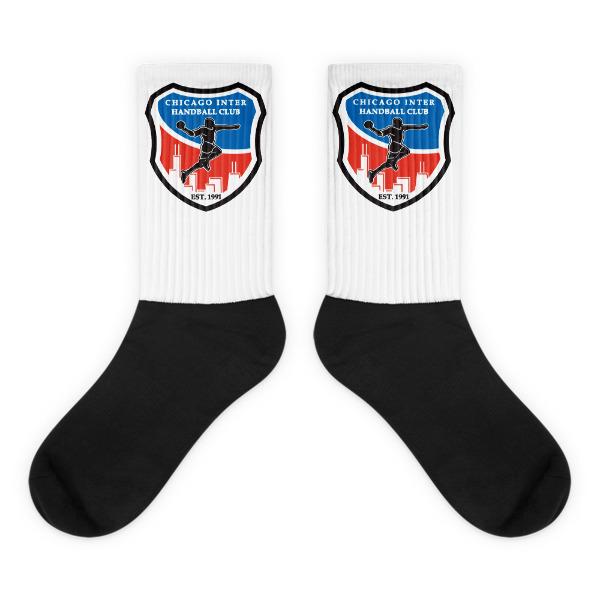 Chicago Inter Logo socks